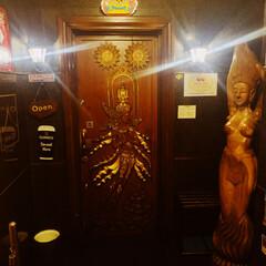 グルメ/タイ 新宿のタイ料理屋^_^ 平日から混んでた…