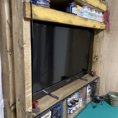 ミルクペイントforガーデン ペンキ DIY 塗装 塗る ペイント 家具 大工 色付け 200mL ターナー | ターナー(ペンキ、塗料)を使ったクチコミ「私の作業机完成✨🙌  tomomoさんの…」(2枚目)