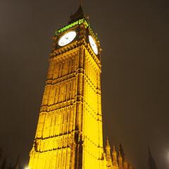 ロンドン/はじめてフォト投稿 ビッグベン