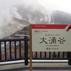 箱根/はじめてフォト投稿 箱根旅行