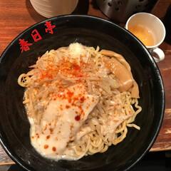 春日亭/はじめてフォト投稿 春日亭 食前スープ