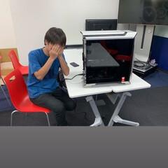 自作PC/はじめてフォト投稿 パソコン教室! 説明何もされずに自分の力…
