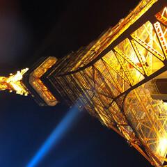 東京タワー/はじめてフォト投稿 東京タワー #はじめてフォト投稿