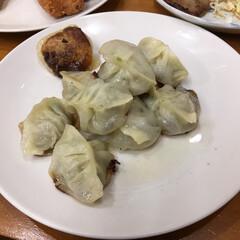 こんがりグルメ カリカリ大蒜餃子♬