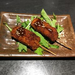 こんがりグルメ 京都の串カツでんがな!