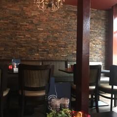 至福のひととき/住まい/はじめてフォト投稿 レストランの内装すてき  シャンデリア