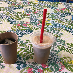 喫茶/おうちカフェ この写真は、学校の文化祭で撮影しました。…(1枚目)