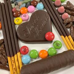 チョコレート/バレンタイン2020 チョコレートを並べてみました。懐かしいチ…(1枚目)