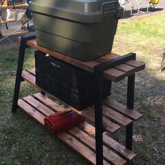 木材/つや消し黒/ワトコオイル/2✖️4材/DIY キャンプ道具DIY
