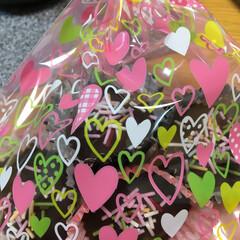 バレンタインチョコ/はじめてフォト投稿 娘たちからもらったバレンタインチョコ