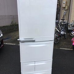 冷蔵庫/はじめてフォト投稿 さよならした冷蔵庫