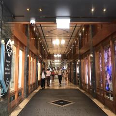 ショッピングモール/オーストラリア/ブリスベン/はじめてフォト投稿 ブリスベン