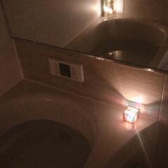 暮らし/節約 お風呂も節電wでも、優雅な気分を味わえ…
