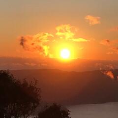 お正月2020 宮島の弥山に登りご来光を見てきました☆と…