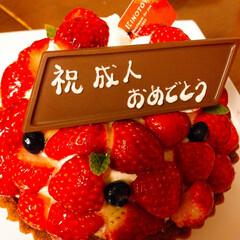 「レモンケーキだいすきです」(3枚目)