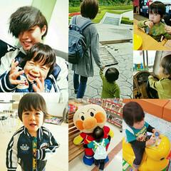 思い出/子供/家族写真/おでかけ 「息子とのお出かけ写真まとめ集」  最近…