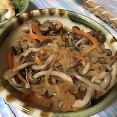 幸せおうちごはん。/缶詰/鯨/おうちごはん 幸せおうちごはん。 キノコと野菜を缶詰で…(1枚目)