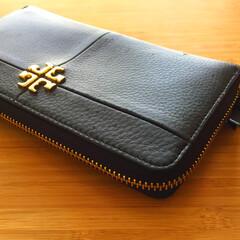私のお気に入り/財布/トリーバーチ/わたしのお気に入り 私のお気に入り。 財布は持っていて気分が…