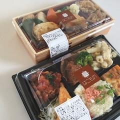 ごはん/お弁当/お昼ご飯 私のご飯。お弁当をいただきます! 「農家…(1枚目)