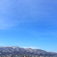 小さい春見つけた!/山の雪/消えかかる雪/小さい春 小さい春見つけた! 遠くの山の雪が消えか…