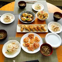 わたしのごはん/幸せご飯/ランチ会/食品廃棄/食材救済/エコランチ しあわせご飯。 友人たちとの楽しいランチ…(1枚目)