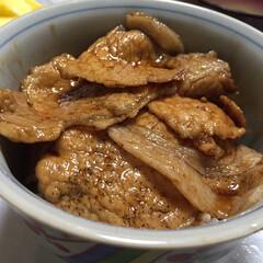 私のご飯。/しあわせご飯/豚丼/ソウルフード/北海道/帯広/... しあわせご飯。 北海道十勝・帯広のソウル…