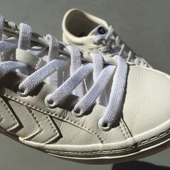 私のお気に入り/hummel/スニーカー/真っ白 私のお気に入り。 hummelのスニーカ…