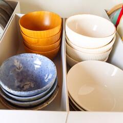 お気に入り/キッチン収納/無印良品/ファイルボックス/1/2/ワイドサイズ/... お気に入りのキッチン収納。 無印良品の1…