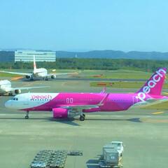 旅の思い出/LCC/バニラエア/ピーチ/成田空港/第一ターミナル/... 旅の思い出。 最近はLCCばかり乗ってい…