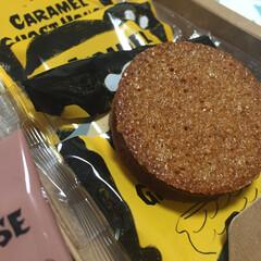 こんがりグルメ/スイーツ/キャラメルゴーストハウス/キャラメルクッキー キャラメルゴーストハウスのクッキー。 キ…(1枚目)