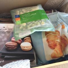 今日のお届け物/ピカール/冷凍食品/マカロン 今日のお届け物。 楽しみにしていた ピカ…