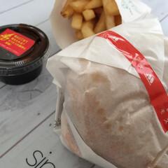 わたしのご飯。/モスバーガー/ポテト/麻辣/わたしのごはん わたしのご飯。 久しぶりのモスバーガー。…