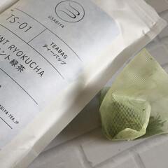 兎屋/ミント緑茶/和種ミント/はっか 兎屋さんのミント緑茶は 和種ミント(はっ…