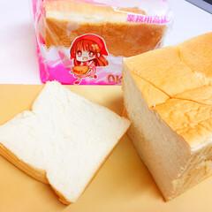 わたしのごはん/しあわせご飯。/食パン/おかめや/札幌 しあわせご飯。 朝は、パン食派です。 札…