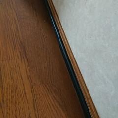 「先日のヴィンテージ風のテーブルの上にメル…」(1枚目)