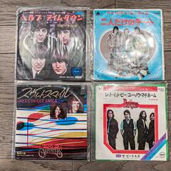 カーペンターズ/ビートルズ/レコード/なつかしい カーペンターズ、ビートルズのレコード達。