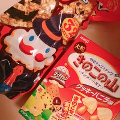 お菓子/ポップコーン/景色/夕暮れ/テナーサックス/音楽 9月29日 いただきもののお菓子🍿 美味…