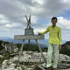 山登り 桧塚奥峰🎵 三重県最高の高い山に行ってき…