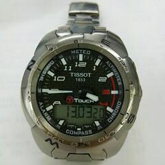 チソ時計 愛用の腕時計  15年前に山登り用に買い…