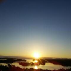 志摩半島の夕日 志摩半島の夕日🎵  伊勢志摩で一番夕日の…