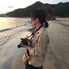 海/カメラ/Nikon/海辺/お散歩/おでかけ/... 稲佐の浜へおでかけしてきました 空の表情…