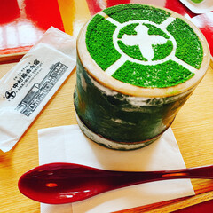 パフェ/デザート/美味しい/抹茶/京都/おでかけ/... 抹茶満喫したよ(´。✪ω✪。`)