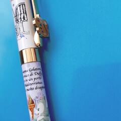雑貨/おすすめアイテム ジェラトーニのシャーペン&黒赤ボールペン…