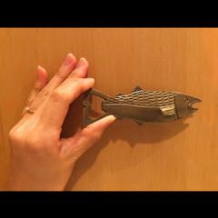 魚/栓抜き/インテリア雑貨/インテリア/スタジオクリップ/キッチン雑貨/... お気に入りの栓抜きは スタジオクリップの…
