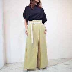 アラサーファッション/低身長ファッション/低身長コーデ/春コーデ/B7 All B7新作!! 春服で気分を上げて…