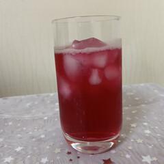 この季節にしか作れない/赤紫蘇 赤紫蘇多すぎたのでシソジュース作りました…(8枚目)