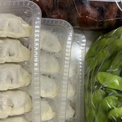 栗の渋皮煮/冷凍餃子⁉️/梨/サツマイモ/じゃがいも/里芋/... おはようございます(^_^)  土曜日久…(3枚目)