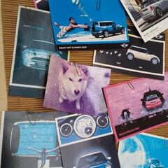 ポストカード/フォトカード/壁飾り/玄関インテリア/インテリア/玄関あるある 玄関にお気に入りのポストカード飾ってます…