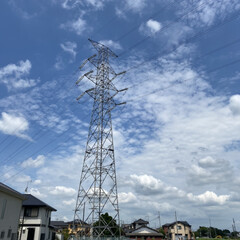 雲が好き/雲/空 最近空の写真ばかり️️️⛅️コロナ禍でな…(1枚目)