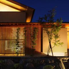 陰影/日本的/住宅/注文住宅/建築/住まい/... 縁の家 -四季折々の風景を感じながら暮ら…